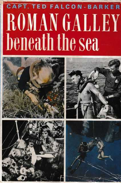 Roman Gallery: Beneath The Sea, Capt. Ted Falcon-Barker