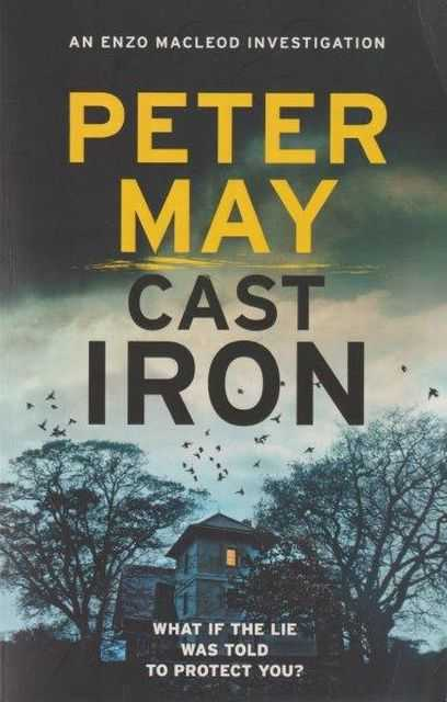 Cast Iron [An Enzo Maclead Investigation], Peter May