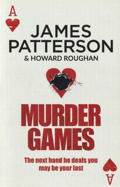 Murder Games, James Patterson & Howard Roughan