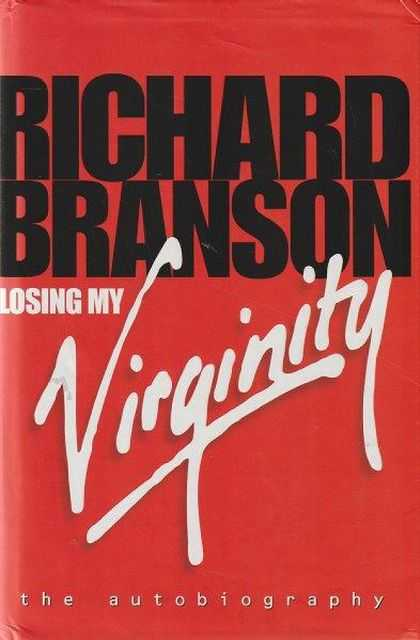 Image for Losing my Virginity: The Autobiography
