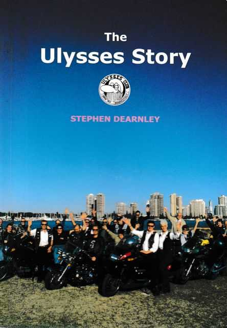 The Ulysses Story, Stephen Dearnley