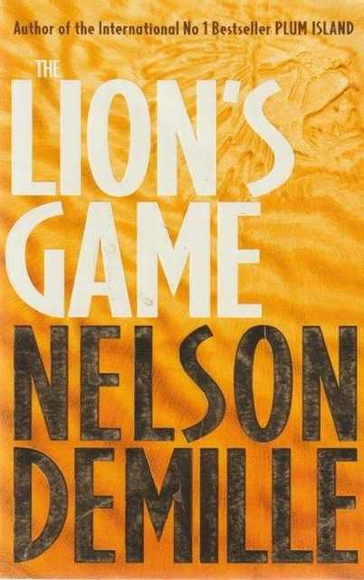 The Lion's Game, Nelson Demille