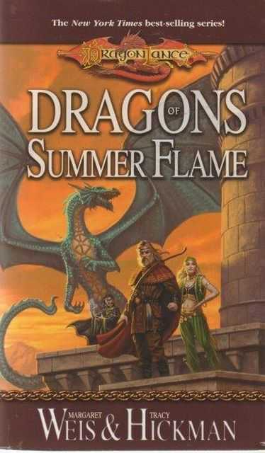 Dragonlance: Dragons of Summer Flame, Margaret Weis & Tracy Hickman