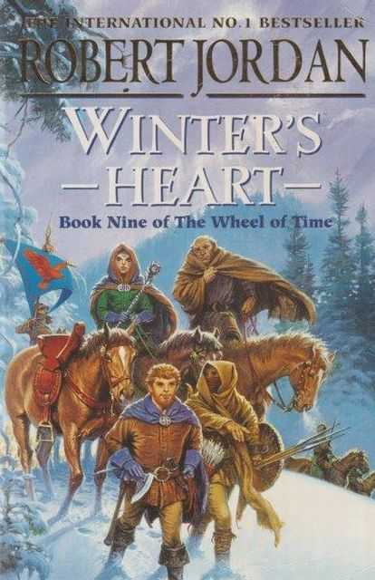 Winter's Heart [Book Nine of The Wheel of Time], Robert Jordan