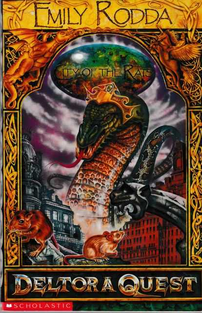 City of the Rats [Deltora Quest], Emily Rodda
