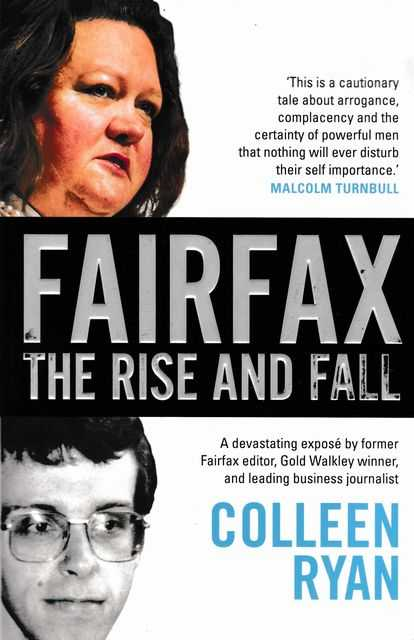 Fairfax: The Rise and Fall, Colleen Ryan