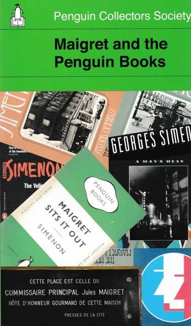 Maigret And The Penguin Books, Penguin Collectors Society