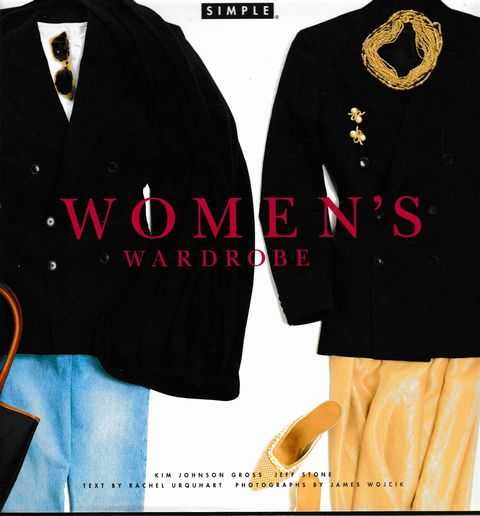 Women's Wardrobe, Rachel Urquhart [Text]