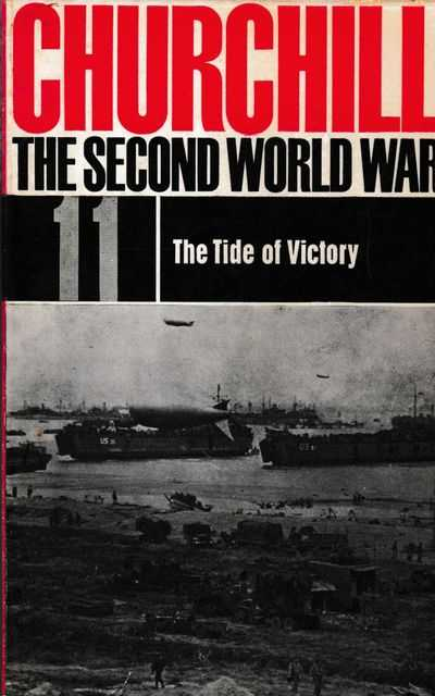 The Second World War #11: The Tide of Victory, Winston Churchill