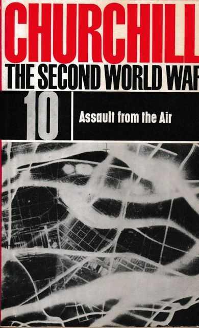 The Second World War #10: Assault from the Air, Winston Churchill