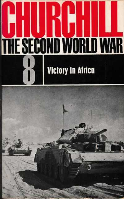 The Second World War #8: Victory in Africa, Winston Churchill
