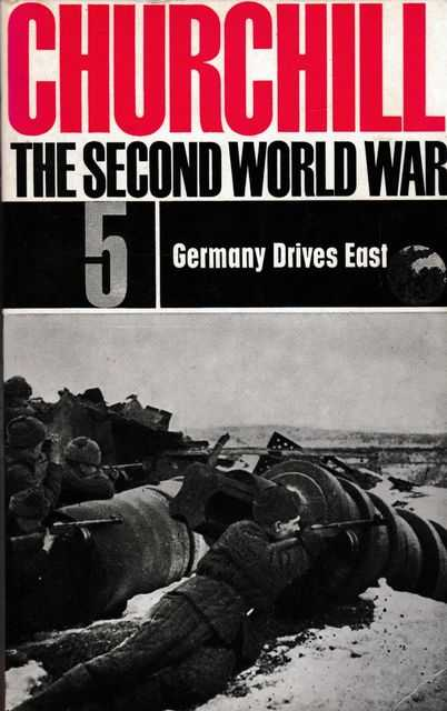 The Second World War #5: Germany Drives East, Winston Churchill