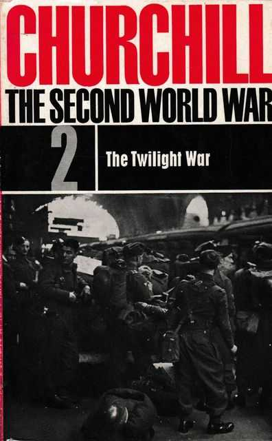 The Second World War #2: The Twilight War, Winston Churchill
