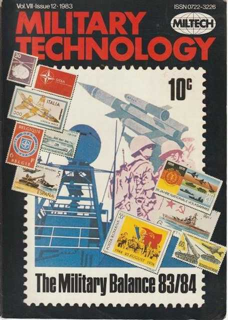 Military Technology 12/83, Ezio Bonsignore - Editor
