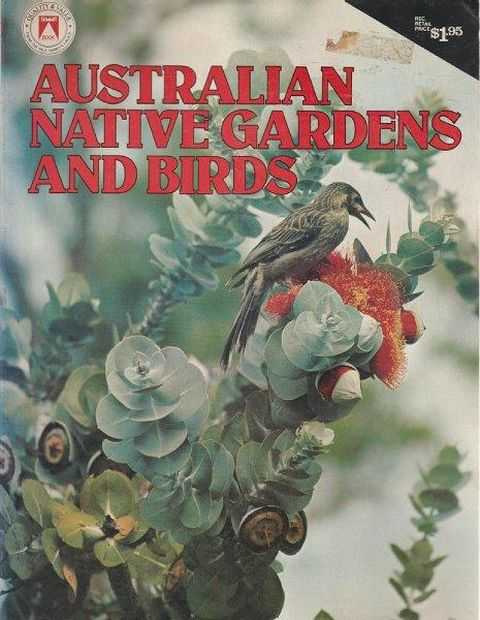 Australian Native Gardens And Birds, Barbara Salter