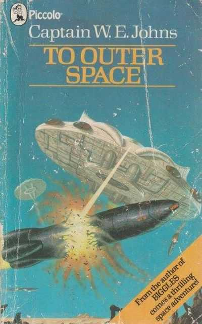 To Outer Space, Captain W.E. Johns