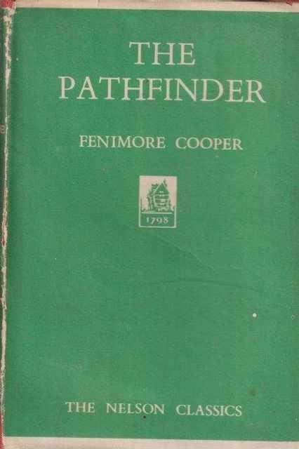 The Pathfinder, Fenimore Cooper