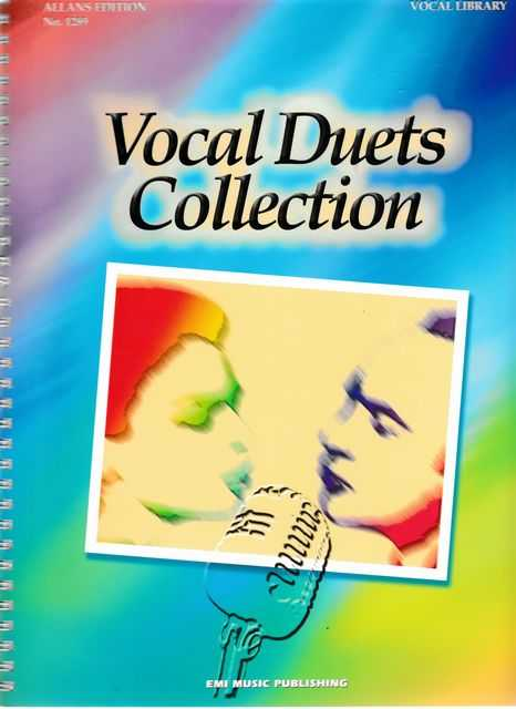 Vocal Duets Collection [Vocal Library] Allans Edition No. 1289, EMI Music Publishing