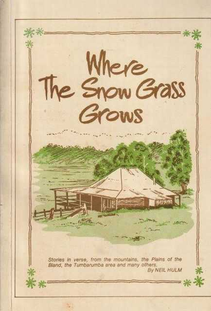 Where The Snow Grass Grows, Neil Hulm [Signed Edition]