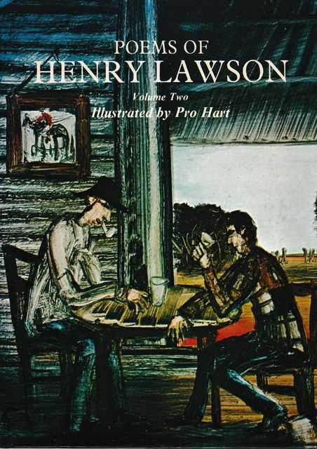 Poems of Henry Lawson Volume Two, Henry Lawson