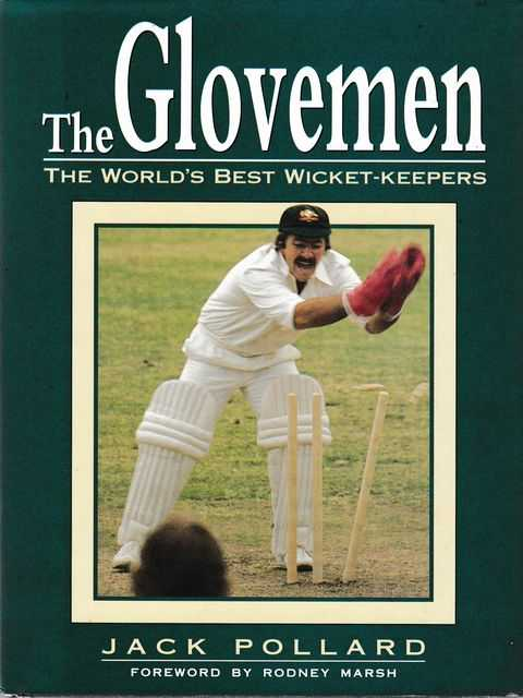 The Glovemen: The World's Best Wicket Keepers, Jack Pollard