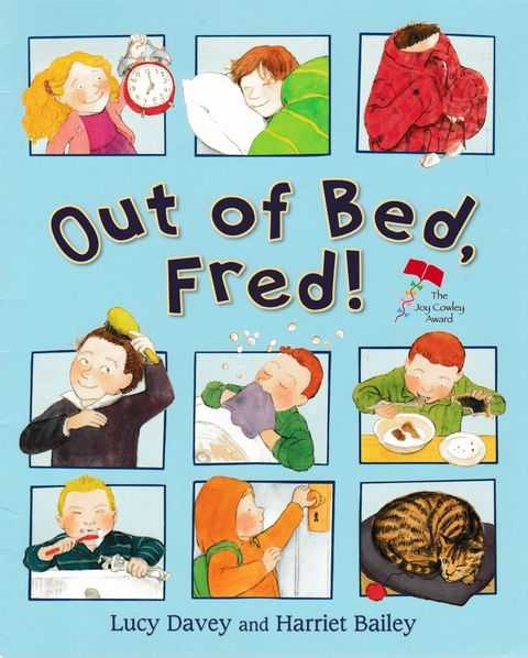 Out of Bed, Fred!, Lucy Davey