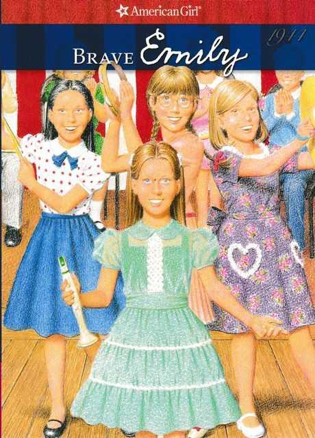 American Girl: Brave Emily, Valerie Tripp