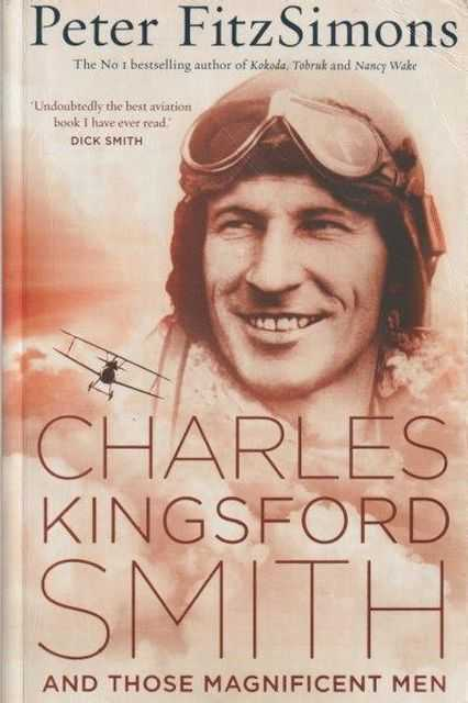 Charles Kingsford Smith, Peter Fitzsimons