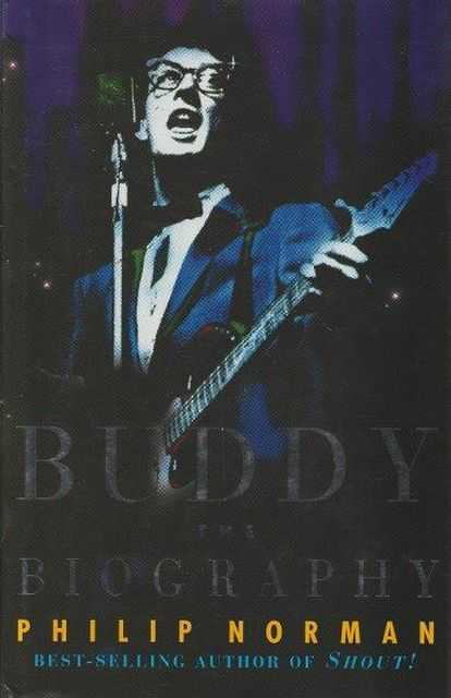Buddy The Biography, Philip Norman