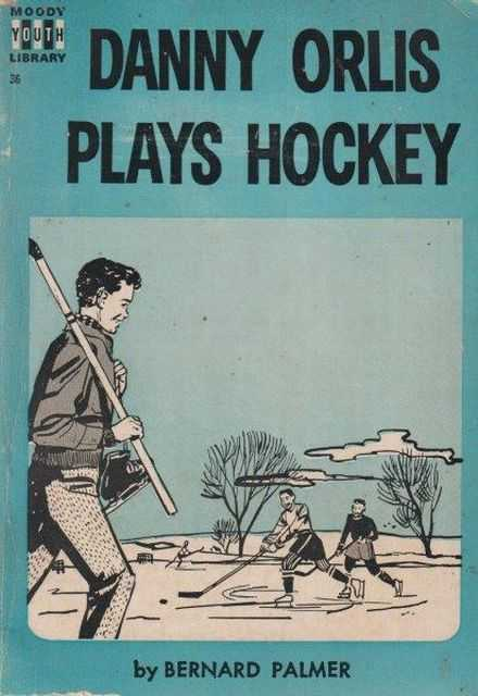 Danny Orlis Plays Hockey, Bernard Palmer