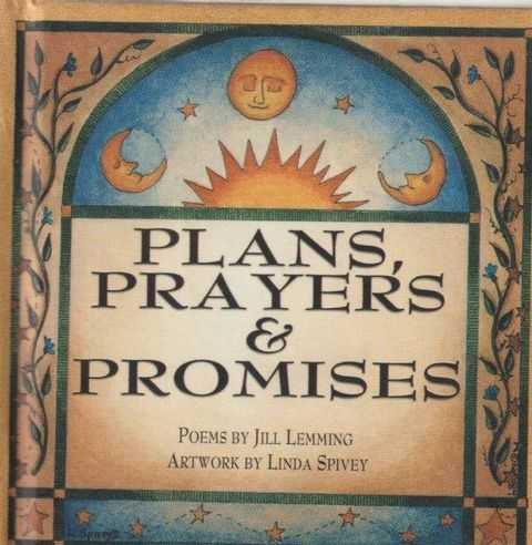 Plans, Prayers & Promises, Jill Leming