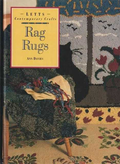 Letts Contemporary Crafts: Rags Rugs, Ann Davies