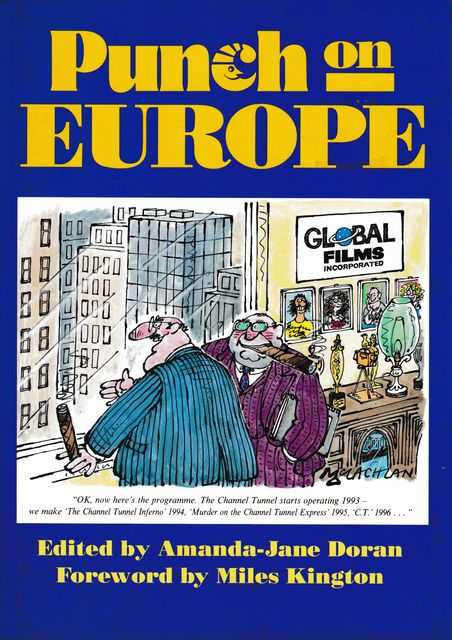 Punch on Europe, Amanda-Jane Doran [Editor]