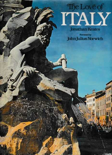 The Love of Italy, Jonathan Keates