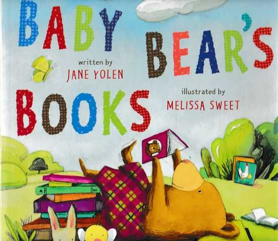 Baby Bear's Books, Jane Yolen