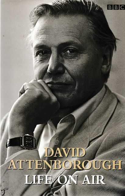 Life on Air, David Attenborough