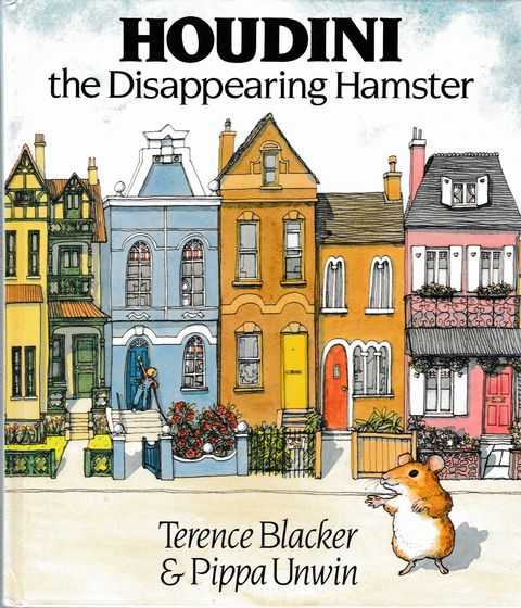 Houdini the Disappearing Hamster, Trence Blacker