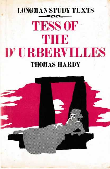 Tess of the D'Urbervilles [Longman Study Text], Thomas Hardy [Edited by peter Brodie]