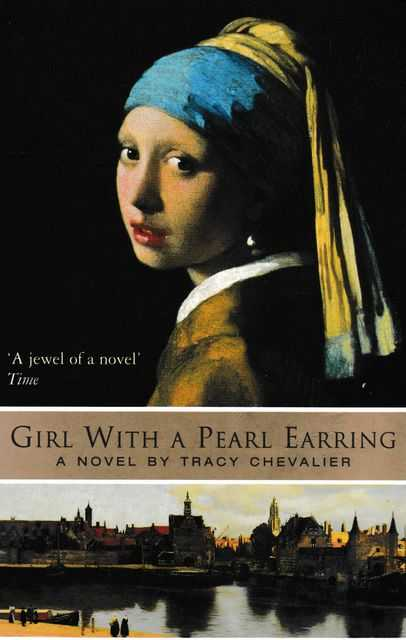 Girl With A Pearl Earring, Travy Chevalier