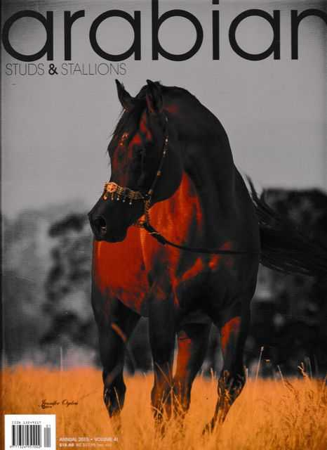 Arabian Studs & Stallions Annual 2015 Vol 41, Michael Vink [Publisher[
