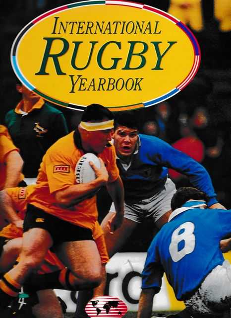 International Rugby Yearbook, John Blondin
