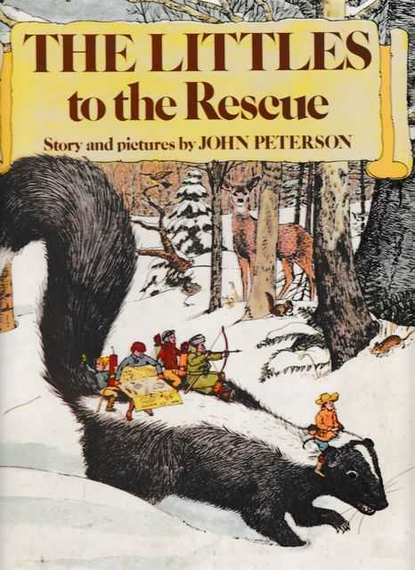 The Littles To The Rescue, John Peterson