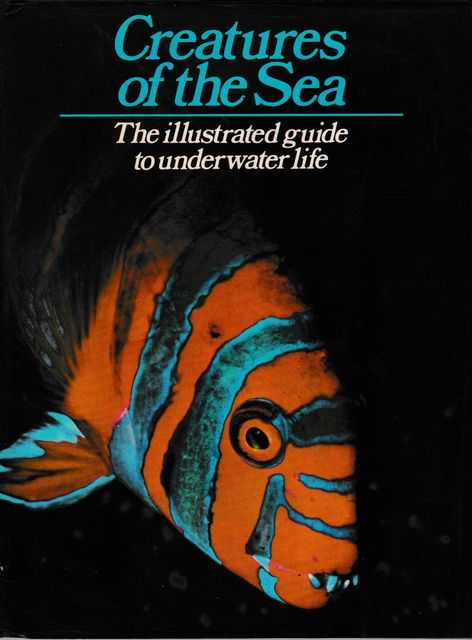 Creatures of the Sea: The Illustrated Guide to Underwater Life, Peter Bowen