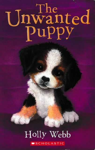 The Unwanted Puppy, Holly Webb