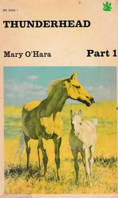 Thunderhead part 1, Mary O'Hara