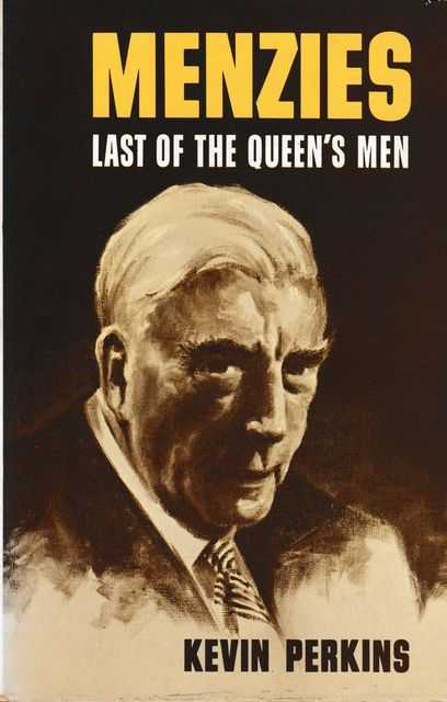 Menzies: Last of the Queen's Men, Kevin Perkins