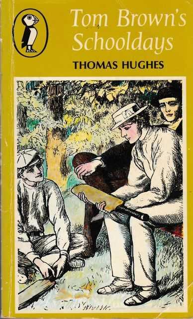 Tom Brown's Schooldays, Thomas Hughes