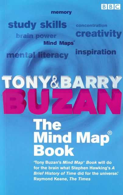 The Mind Map Book, Tony & Barry Buzan