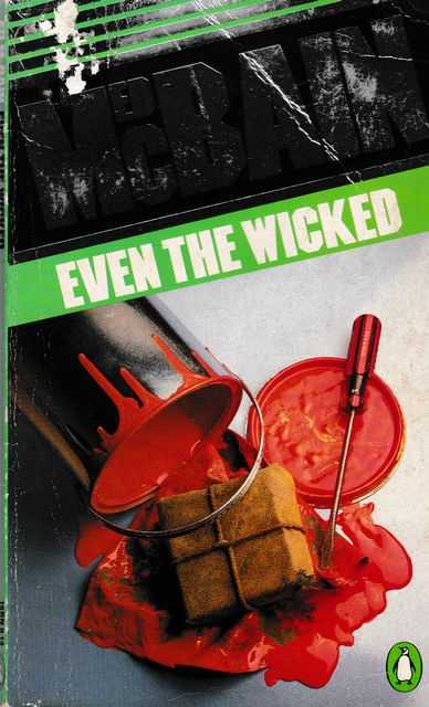 Even The Wicked, Ed McBain
