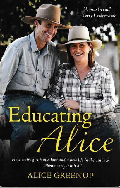 Educating Alice, Alice Greenup